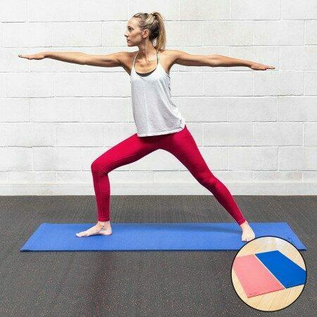 METIS Exercise & Yoga Mat – 6mm Non-Slip