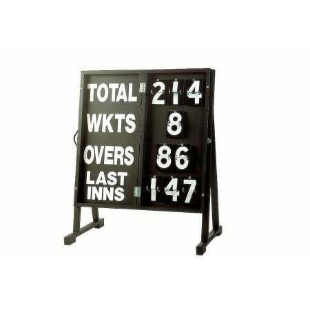 Portable Foldaway Cricket Scoreboard