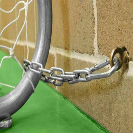 Goal Anchor Chains & Wall Bolts [Set Of 2]
