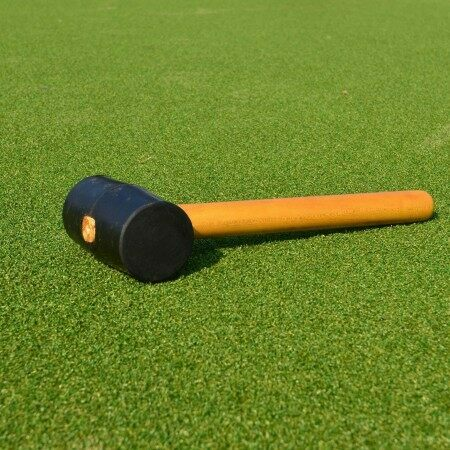 Rubber Football Peg Mallet