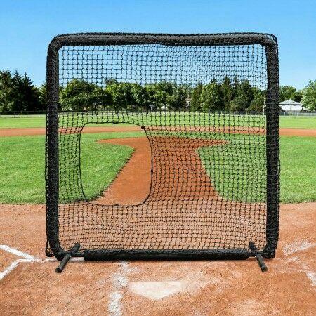 FORTRESS Pro Softball Pitching Screen [Nimitz Edition]