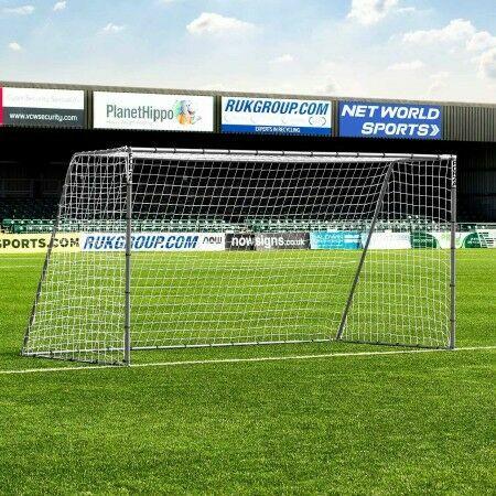 12 x 6 FORZA Steel42 Football Goal