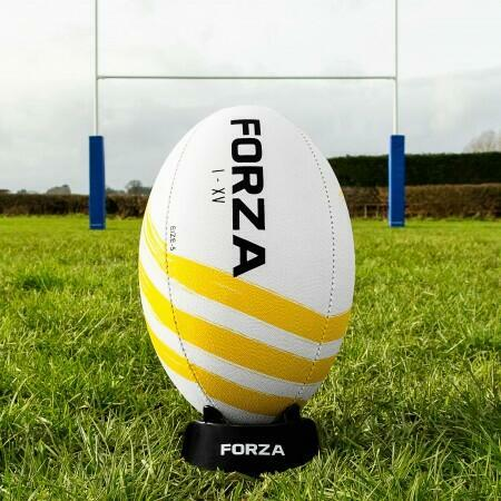 FORZA Helix Rugby Ball – Classic Training Ball