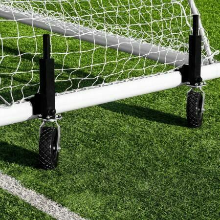 FORZA Alu110 360° Soccer Goal Wheels