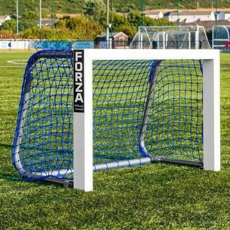 FORZA Alu Mini Target Football Goal
