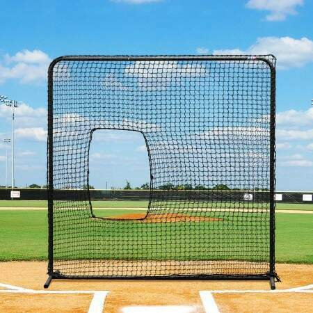 Replacement FORTRESS Softball Screen Net
