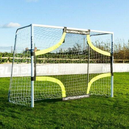 10ft x 6.5ft FORZA Pro Handball Goal Target Sheet