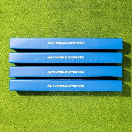Blue Rugby Corner Pole Protector Pad