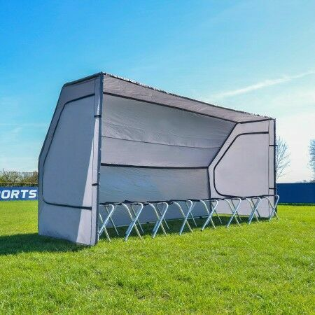 Portable Football Team Shelter [Net World Sports]