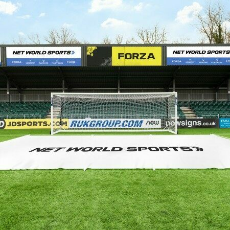 FORZA Soccer Pitch Covers