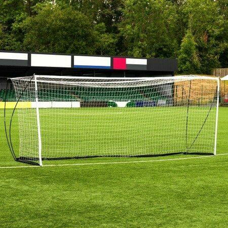 21 x 7 FORZA ProFlex Pop Up Football Goal