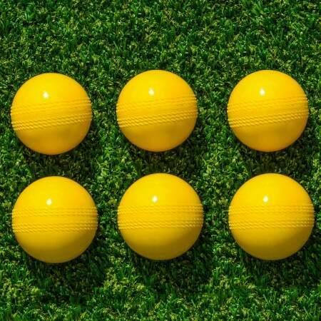 Indoor Rounders Balls [6 Pack]