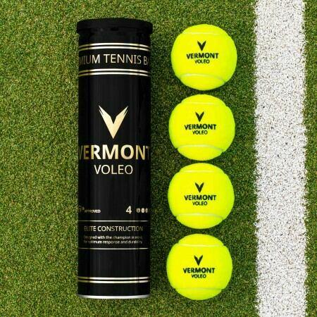 Vermont Voleo Tennis Balls [4 Ball]