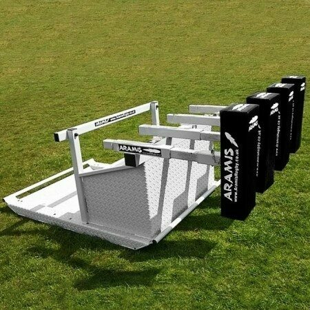 Kiwi Sled Scrum Machine With Fixed Arms