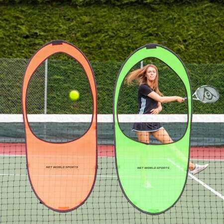 Tennis Net Targets