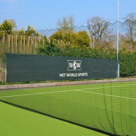 Pitch Divider Post & Net System