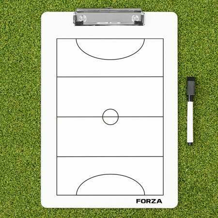 FORZA Netball Coaching Clipboard
