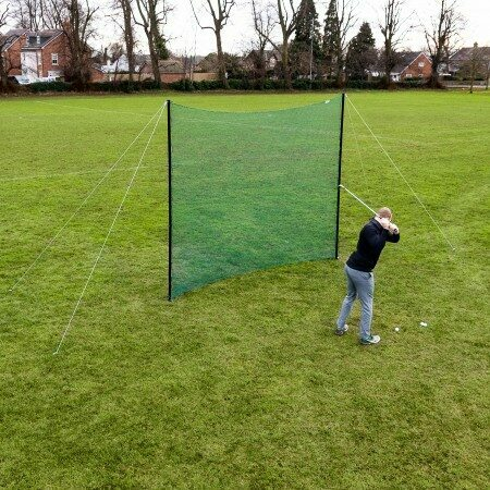 Professional Golf Driving Wall – 10ft x 9ft