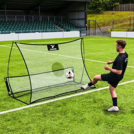 RapidFire Flash II Pop-Up Football Rebounder