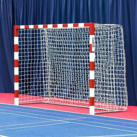 3m x 2m FORZA Alu80 Futsal Goals (Foldaway)