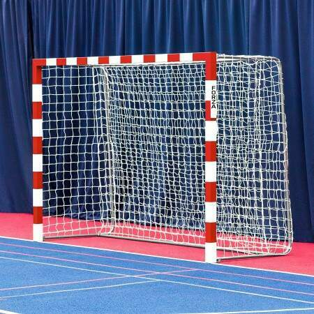 10 x 6.5 FORZA Alu80 Futsal Goals (Foldaway)