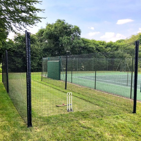 Removable Cricket Netting System - Professional Cage