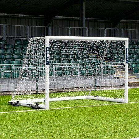 10 x 6.5 FORZA Alu110 Freestanding Futsal Soccer Goal
