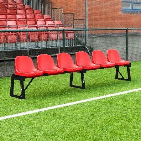 FORZA Aluminium Multi-Sports Bench - Sideline Sports Seats