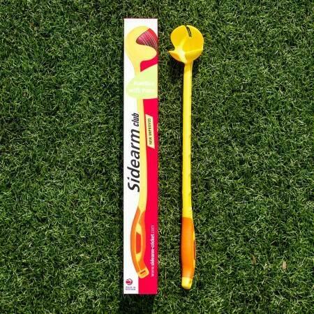 Sidearm Club - Cricket Ball Thrower