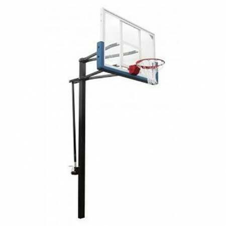 Socketed Basketball Unit (Deluxe Model)