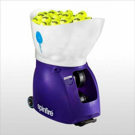 Spinfire Pro 2 Tennis Ball Machine with Wireless Remote (+ Optional Accessories)