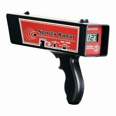 Sports Ball Radar Speed Gun - SR3600