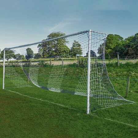 Custom Straight Back Soccer Nets [Any Color]