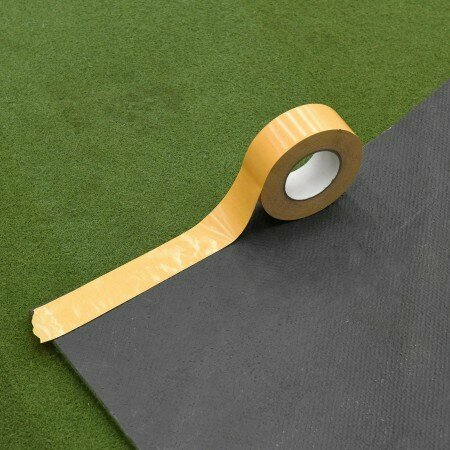 Double Sided Tape for Baseball Mats