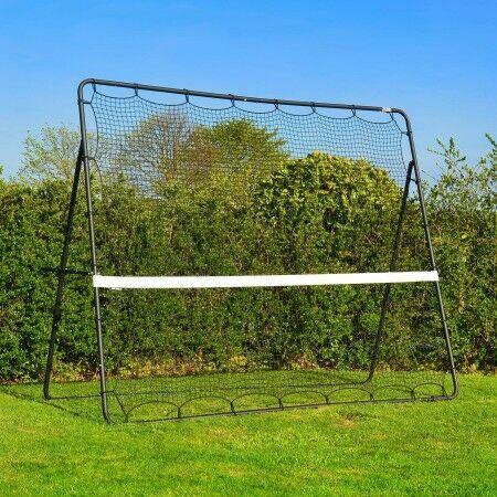 GAA Gaelic Football & Hurling Mega Rebounder Net (2.7M x 2.2M)