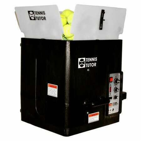 Tennis Tutor Plus Player (Range of Accessories)