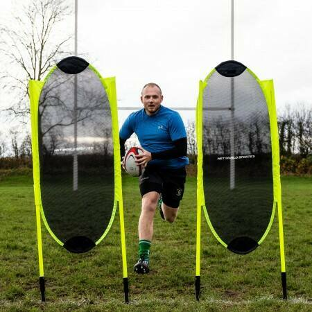 Spring Back Rugby Training Mannequins [3 Pack]