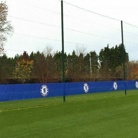 Ultra High 8m x 50m Ball Stop System