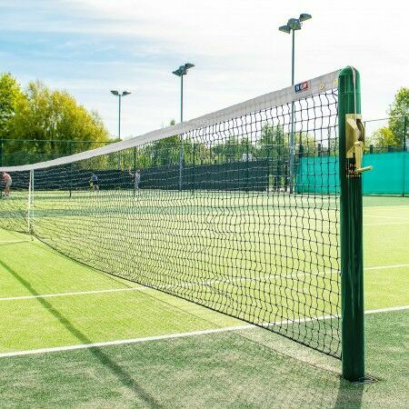 Vermont 2.5mm Tennis Net [12.8m Doubles - 5kg]