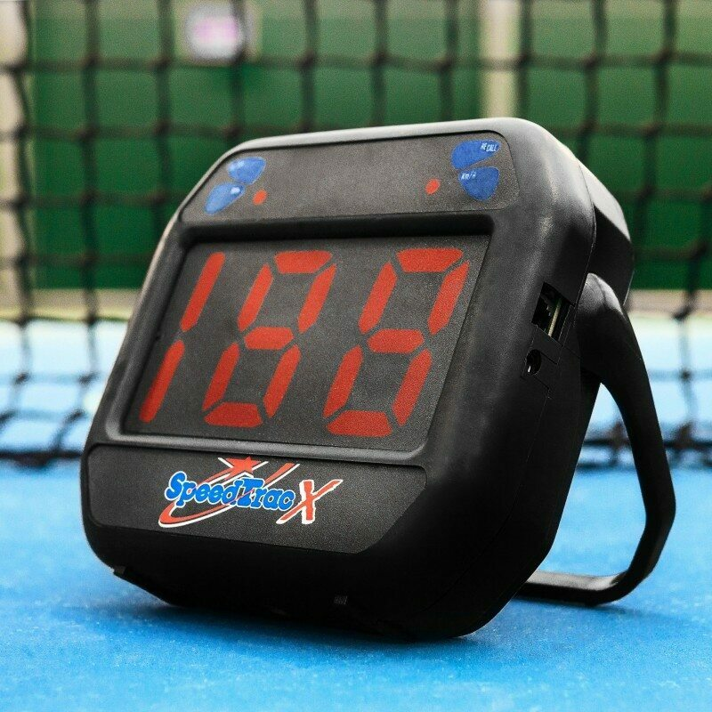 best speed gun for tennis