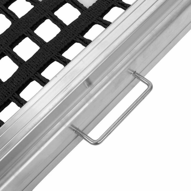 100% Weatherproof Aluminium Rail Construction | Net World Sports