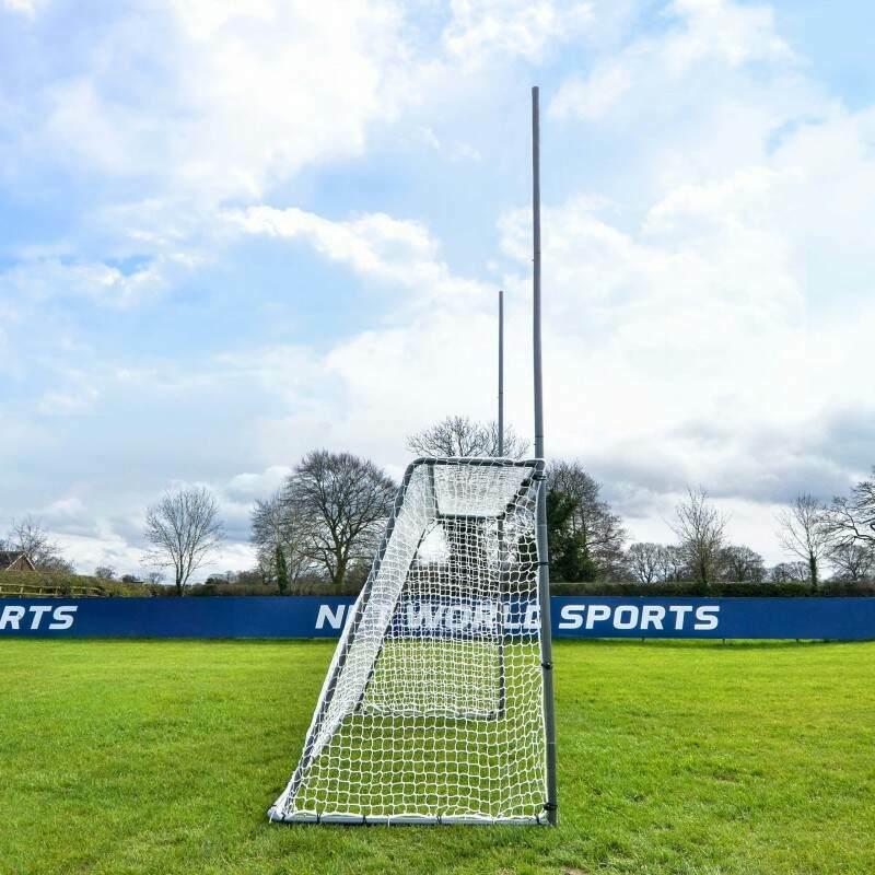 High-Quality Rugby & Soccer Backyard Goal Posts | Net World Sports