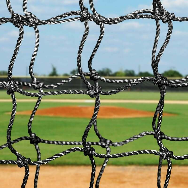 Replacement Baseball L-Screen Nets - FORTRESS