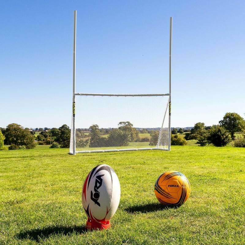 FORZA Combi Backyard Goals For Rugby & Soccer | Net World Sports
