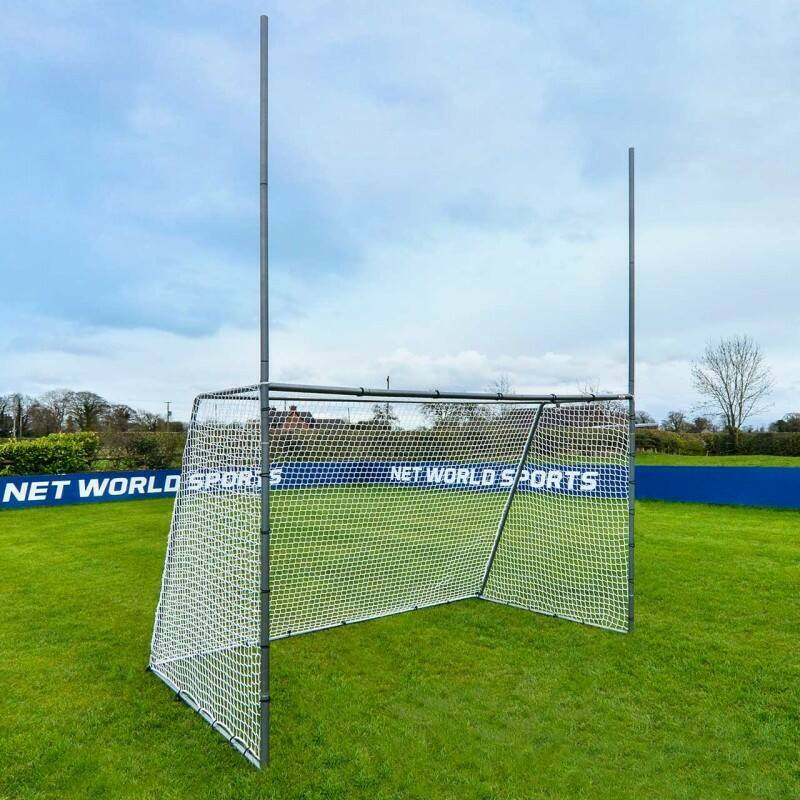 Premium-Grade Construction With Ground Pegs Included | Net World Sports