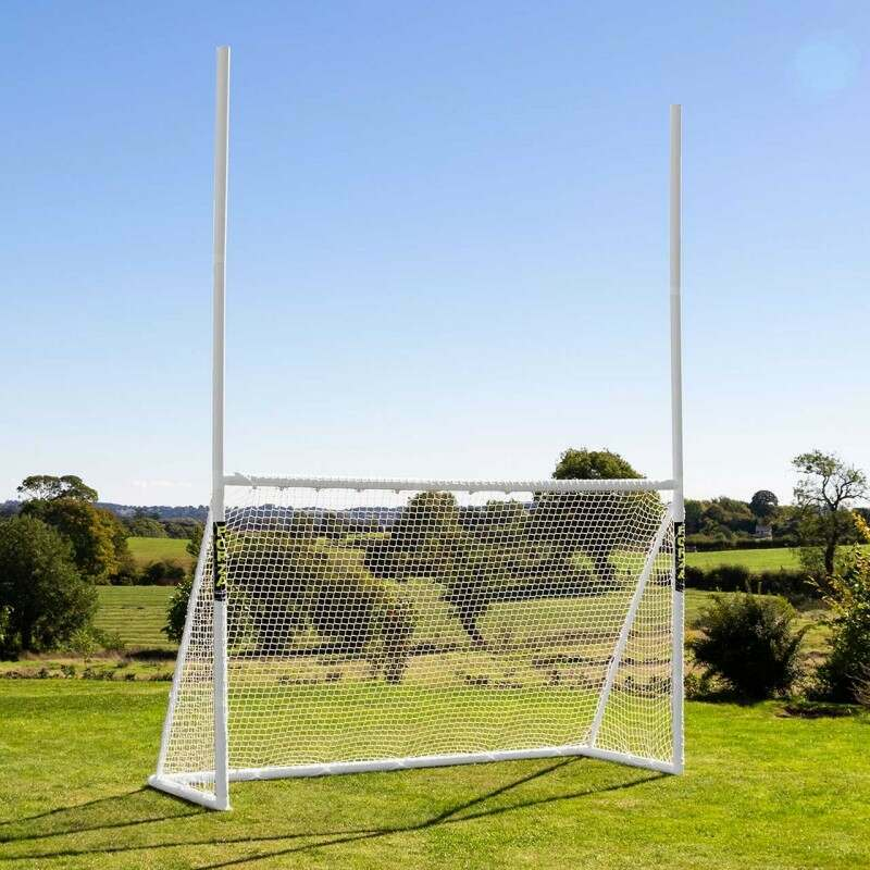 GAA Gaelic Football & Goal Posts For The Garden | Net World Sports