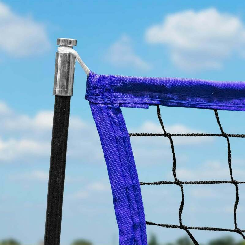 Baseball Hitting Net   Premium Knotless Mesh Netting With Banding   Net World Sports
