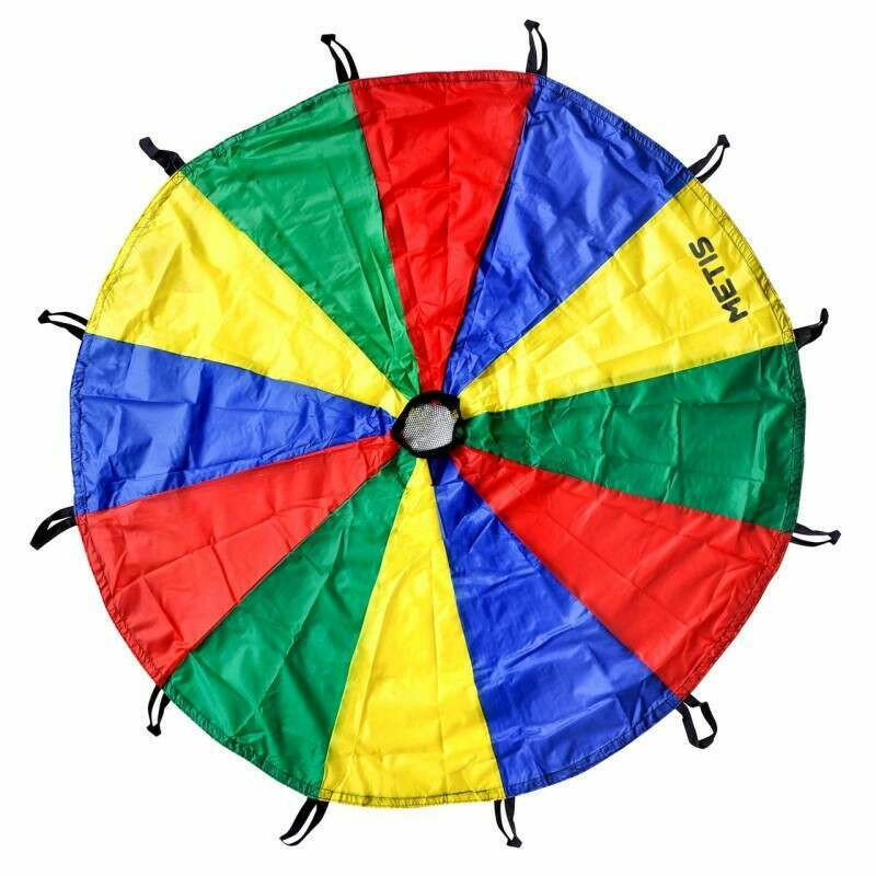 METIS Kids Parachutes [6ft – 30ft]   Net World Sports