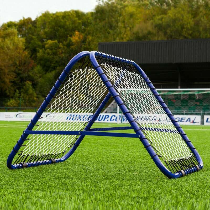 Rugby Rebound Net Double Sided