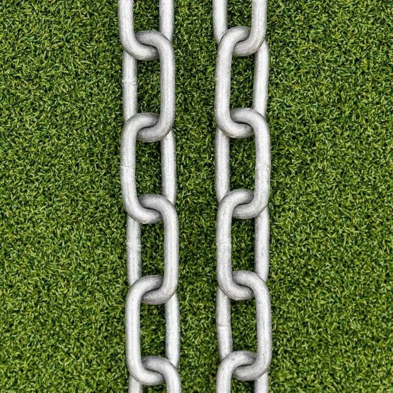 10ft | 1.8f Steel Goal Anchors
